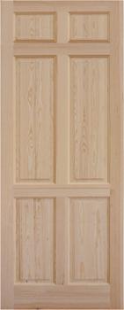 Puertas de madera maciza puertas valera de abajo - Puertas en valera de abajo ...