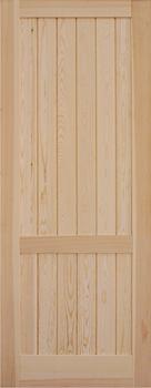 Puertas de madera maciza puertas valera de abajo puertas rusticas - Puertas en valera de abajo ...